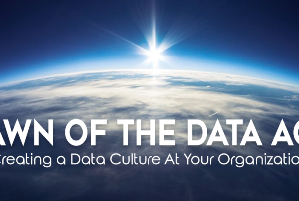 Dawn of the Data Age