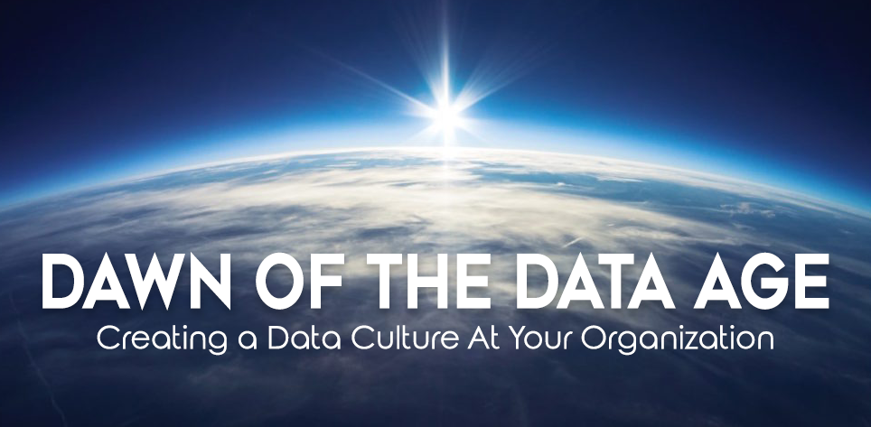 Dawn of the Data Age Lecture Series